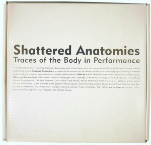 Shattered Anatomies